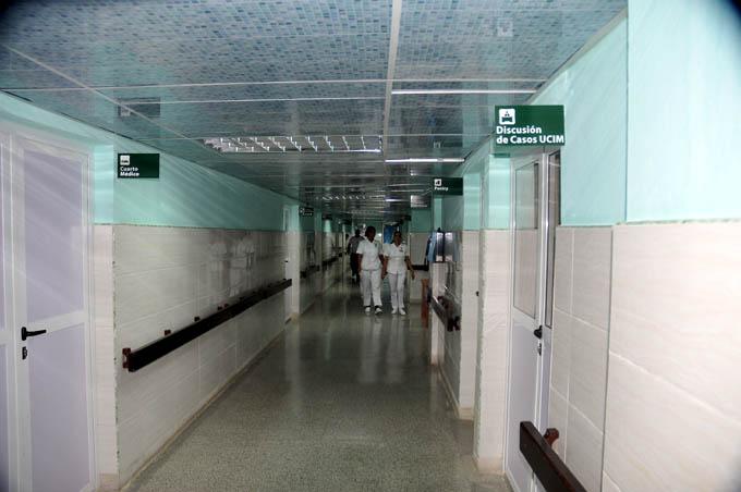 Hospital Carlos Manuel de Céspedes 1