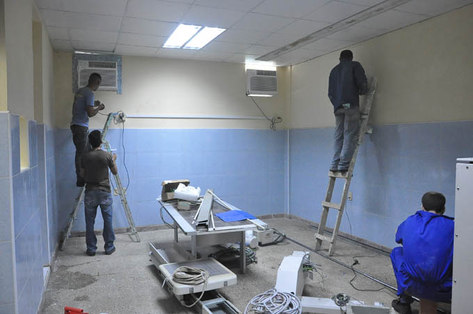 Impulsan obras de desarrollo socioeconómico por el 26 de Julio  en Granma