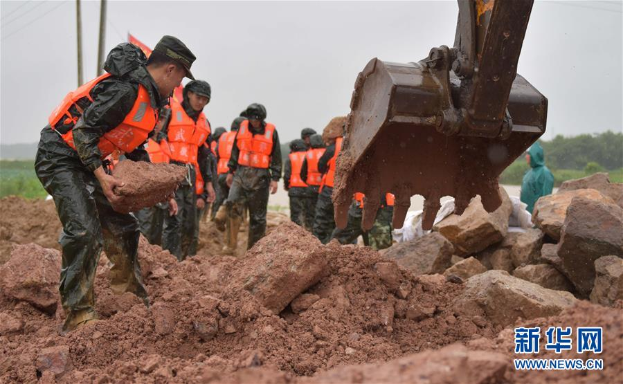 Presidente chino ordena mandar más tropas para control de inundaciones (+ fotos)