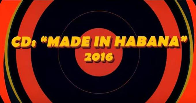 Presentará Issac Delgado nuevo álbum Made in Habana