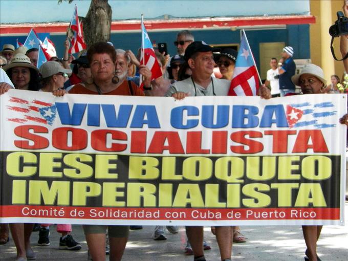 Recorre un centenar de puertorriqueños lugares emblemáticos de Granma