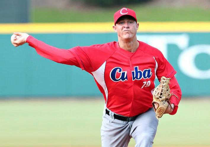 Anuncia Cuba preselección a tope de béisbol contra EE.UU.