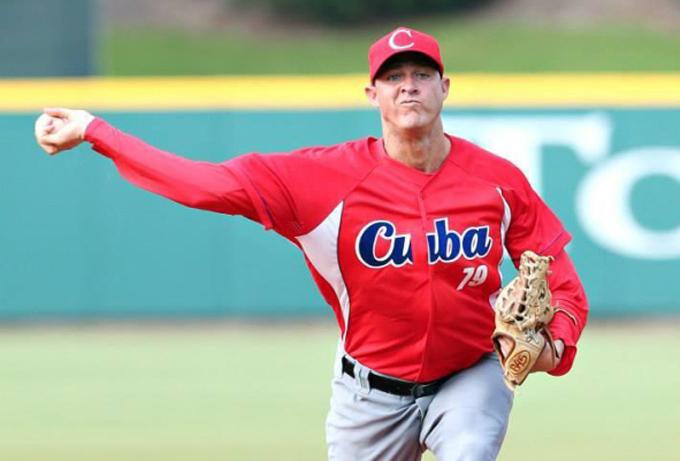 Revelan equipo Cuba para tope de béisbol contra Estados Unidos