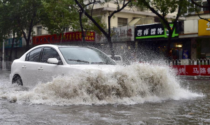 Tormentas causan 14 fallecidos y 72 desaparecidos al norte de China