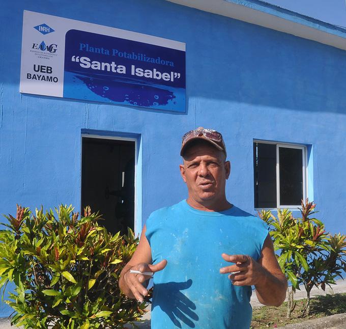 Santa Isabel cumple 15 años