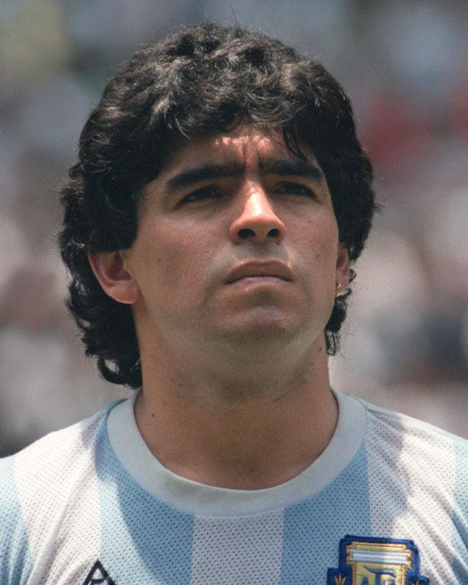 Canal de TV argentino prepara serie sobre Diego Armando Maradona