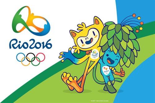 Mascotas Juegos Olímpicos Río 2016