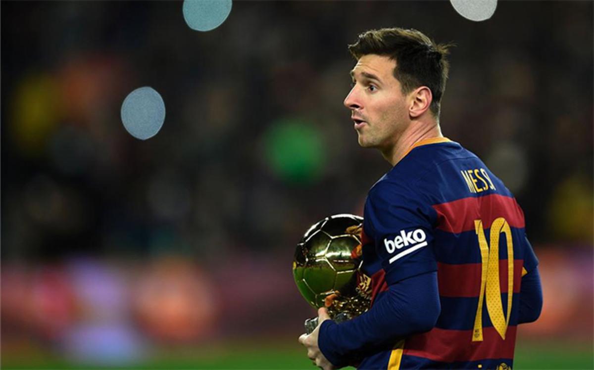 Los motivos por los que Messi debería ganar el balón de Oro y no Cristiano Ronaldo