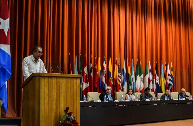 CUBA-LA HABANA-INAUGURAN XII CONGRESO LATINOAMERICANO DE APICULTURA 2016