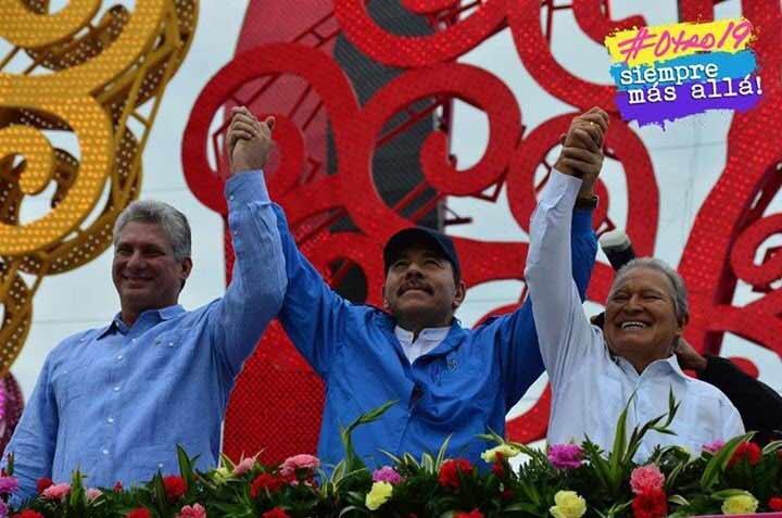 Cuba reafirma su incondicional amistad con Nicaragua (+ discurso)