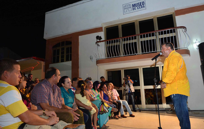 Celebran aniversario del único Museo de Cera de Cuba