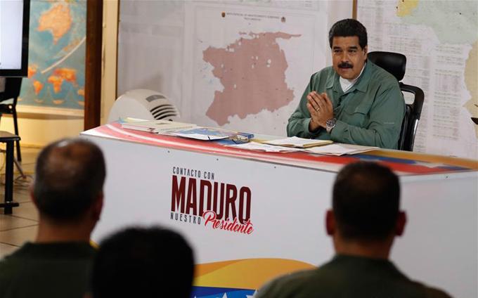 Reitera presidente venezolano necesidad de diálogo con oposición