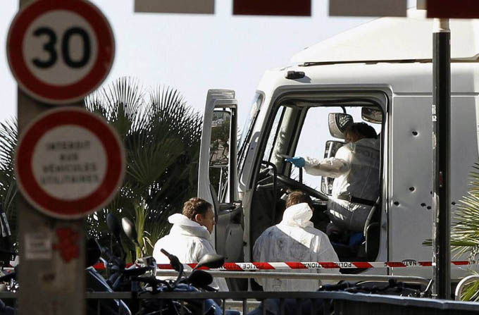 Estado Islámico reivindica atentado en Niza, Francia