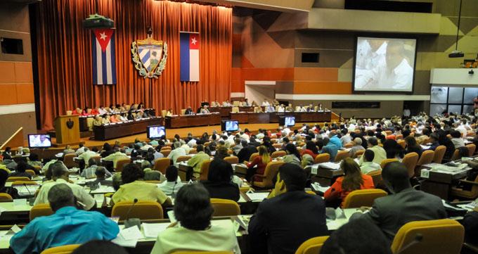 Comisiones de parlamento cubano comienzan tres días de sesiones