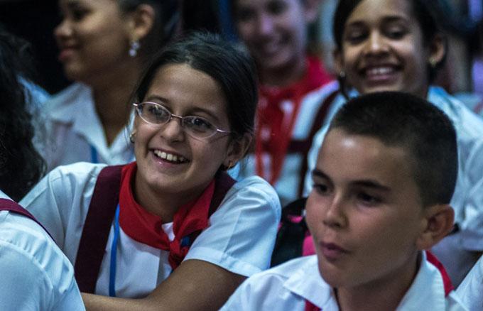 En el Día de los Niños, feliz final para Asamblea Pioneril