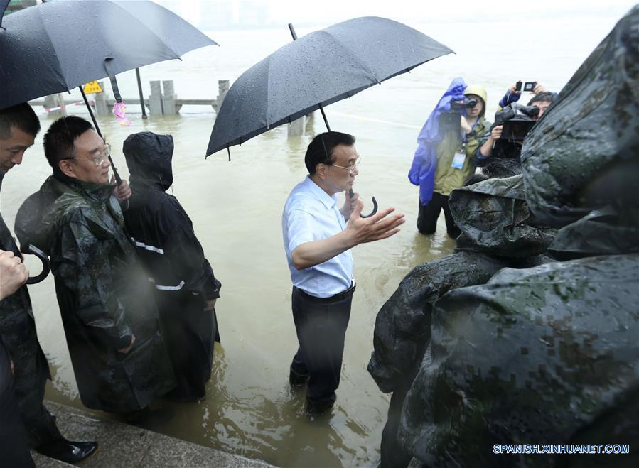 China debe estar preparada para más inundaciones, dice primer ministro