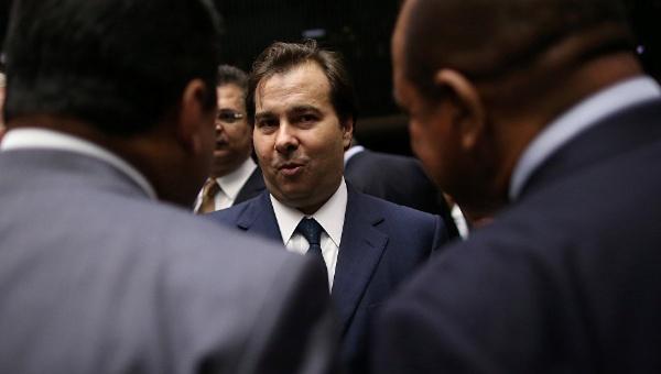 El conservador Rodrigo Maia, nuevo presidente de la Cámara de Diputados de Brasil