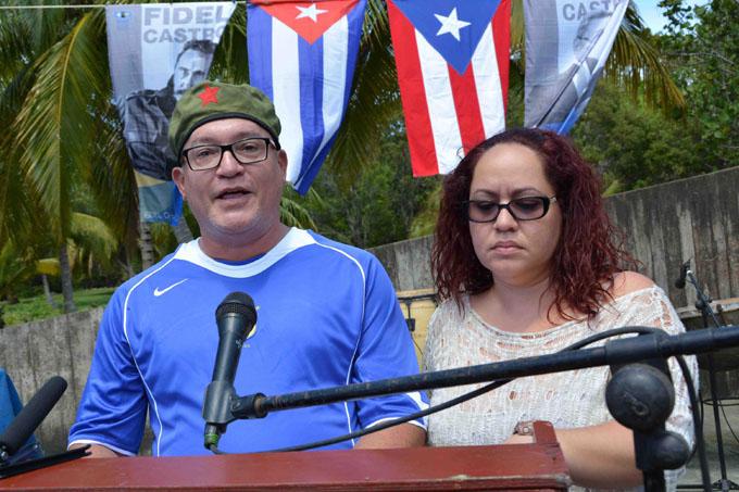 Puerto Rico y Cuba festejaron en Las Coloradas