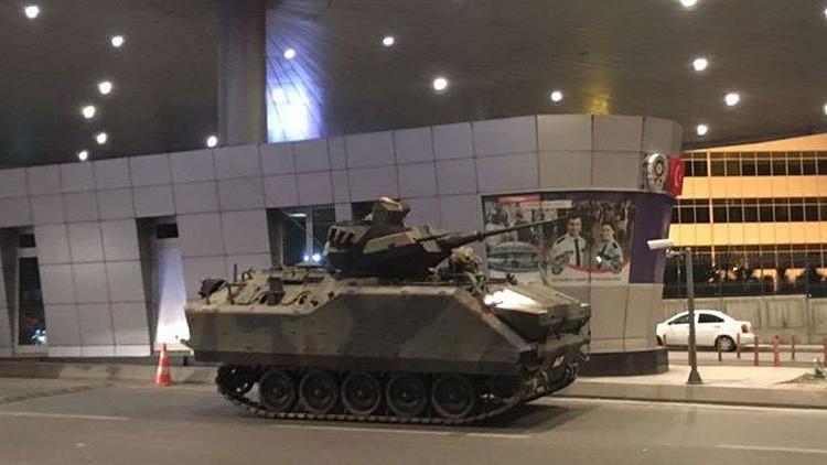 Golpe de Estado militar en Turquía: ¿qué ha sucedido?