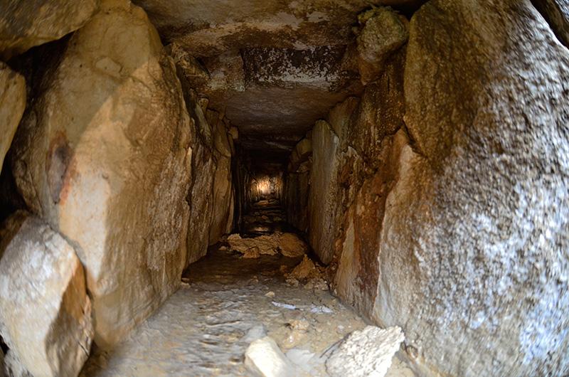 Hallan un complejo sistema de canales en el Templo de las Inscripciones de Palenque, México (+ fotos y video)