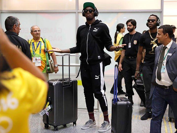 Usain Bolt en Río en la búsqueda de inédita triple medalla Olímpica