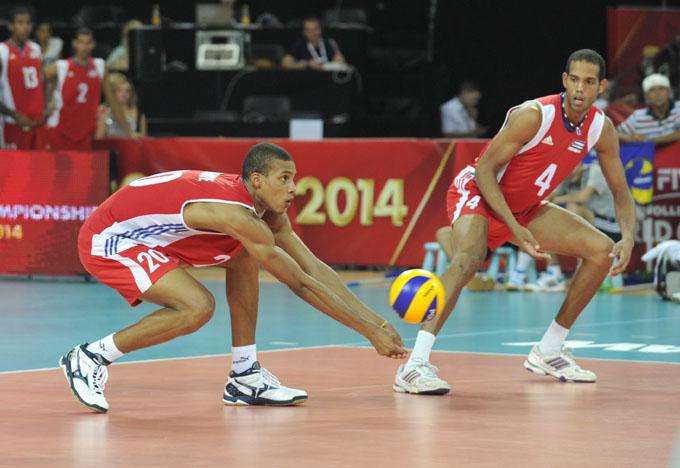 Voleibol Cuba