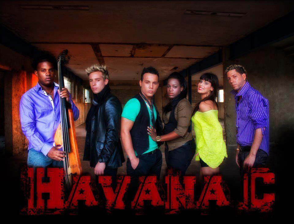 Bailables en Granma con Yuly y Habana C