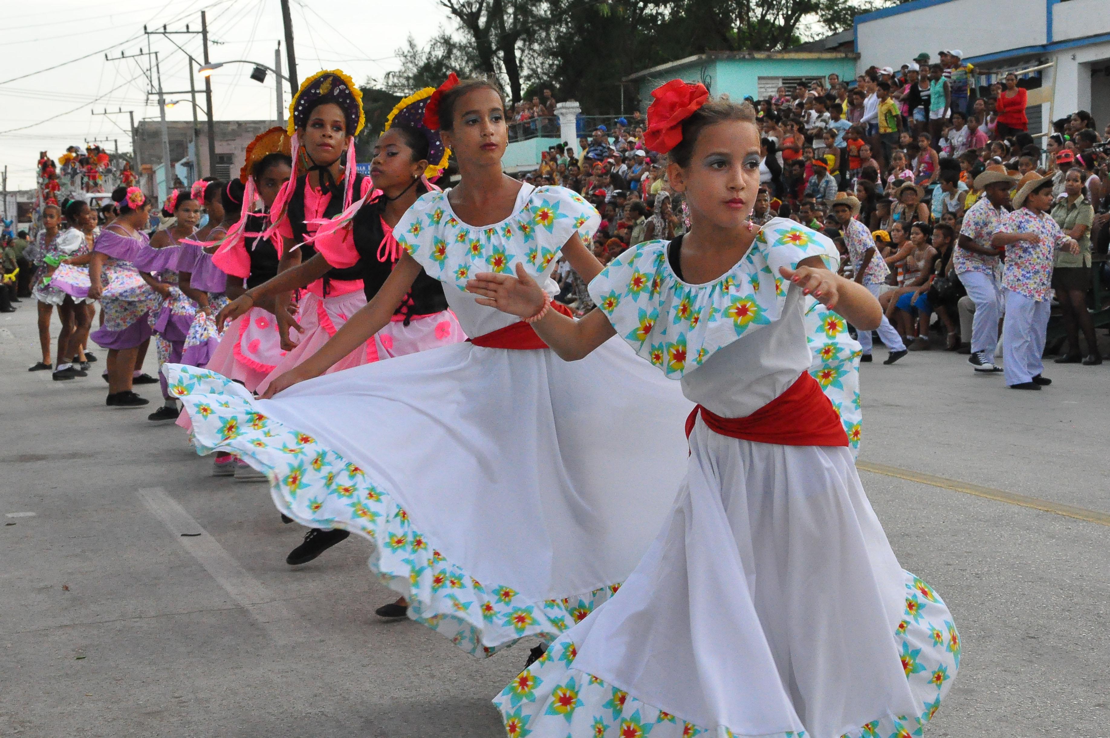 Llegará el Carnaval infantil 2016 a ritmo de tambor