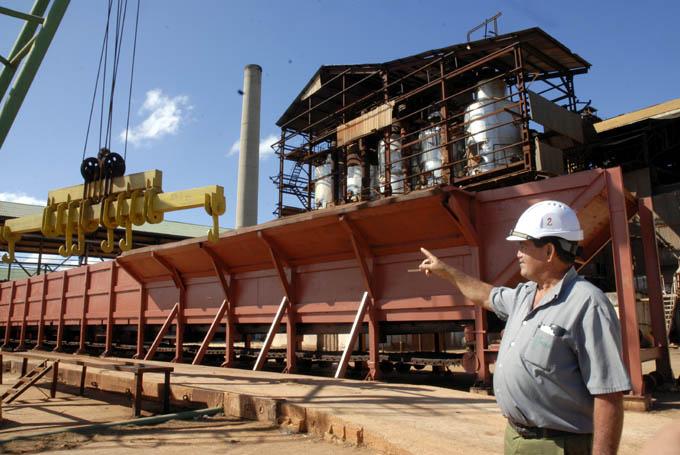 Ejecutarán proyecto para fortalecer la industria cubana
