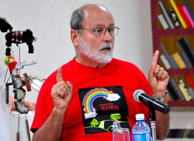 Director del Guiñol nacional aboga por la perpetuidad de Filtro de Campaña