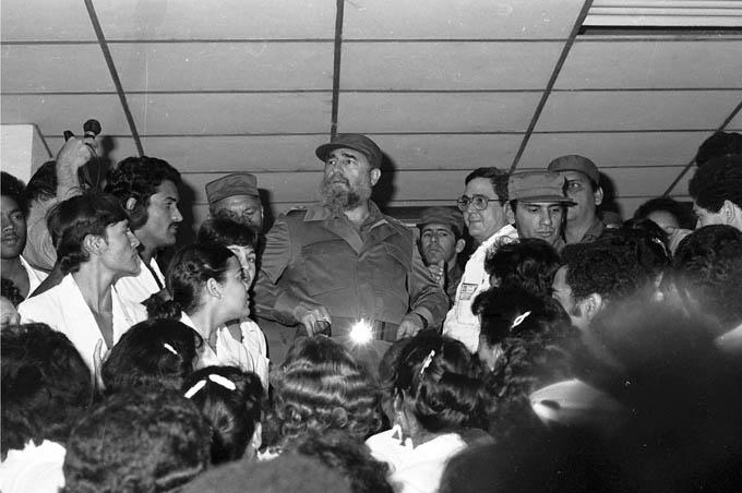 Sueños realizados de Fidel