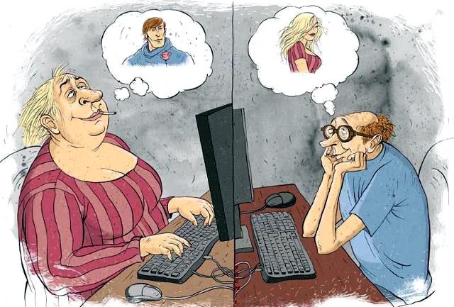 ¿Por qué todo el mundo miente en Internet?