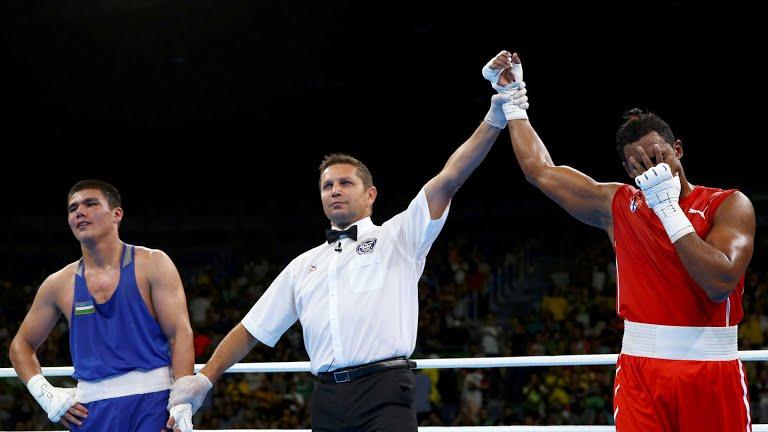 Arlen López se corona campeón olímpico en Río 2016 y asegura la quinta medalla de oro para Cuba