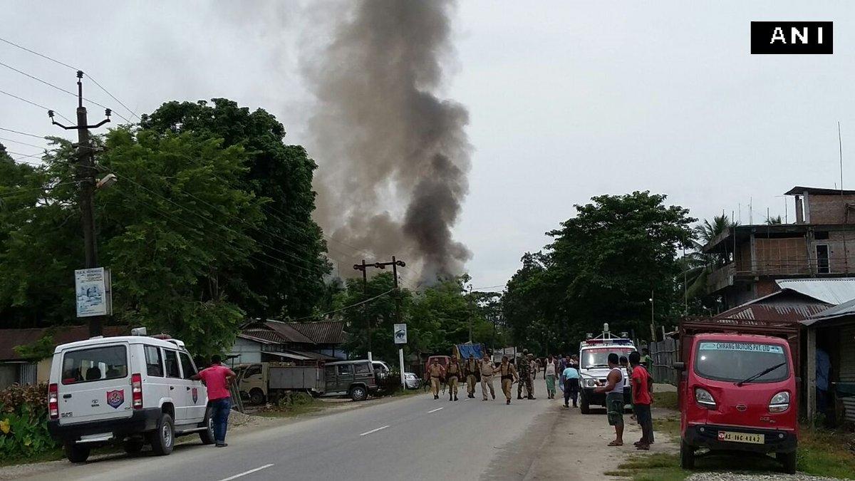 Al menos 14 muertos y 15 heridos en un ataque en un mercado en el noreste de la India