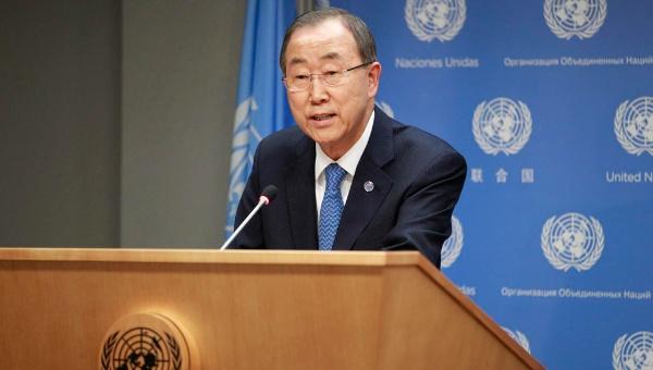 Ban Ki Moon felicita al Gobierno y las FARC por acuerdo de paz (+ video)