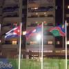 Ya ondea en Villa Olímpica de Río de Janeiro la bandera cubana (+ video)