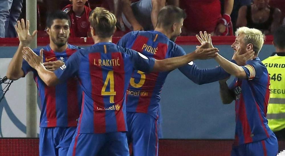 El Barça resiste, agota y mata