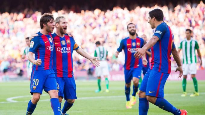 Barcelona comienza ganando la liga