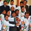 Evo celebra participación de Bolivia por méritos propios en Río