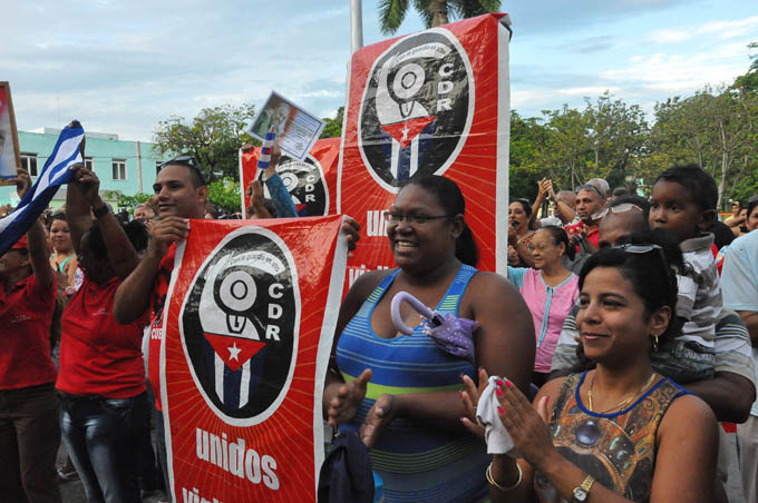 Gana Granma sede nacional por cumpleaños 56 de los Comités de Defensa de la Revolución