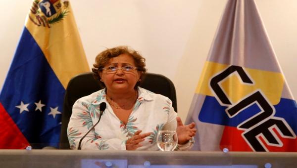 CNE venezolano valida la primera etapa del proceso revocatorio
