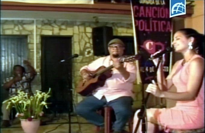 Cita de Canción Política festeja desde hoy su aniversario 40 (+ video)