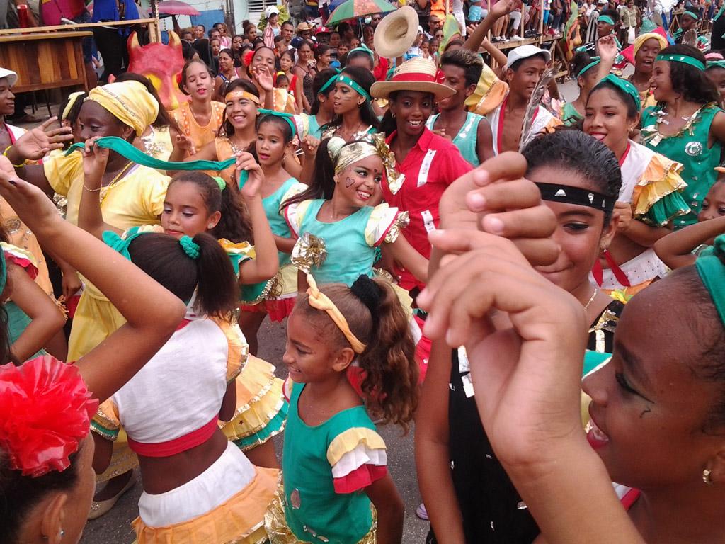 Premian comparsas del Carnaval Infantil Bayamo 2016 (+ fotos y videos)