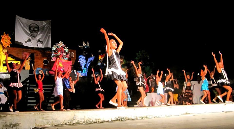 Carnaval infantil Manzanillo 2016