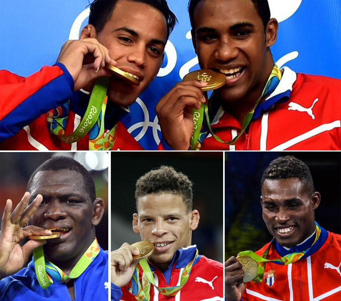 Cuba finishes 18 in Rio Olympics