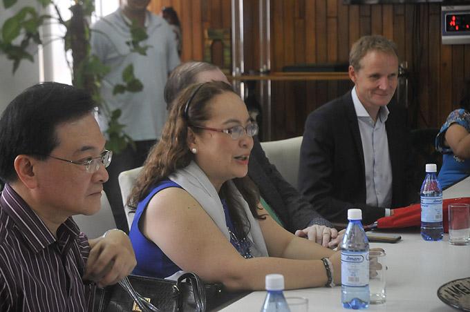Interesada Filipinas en sistema de salud cubano