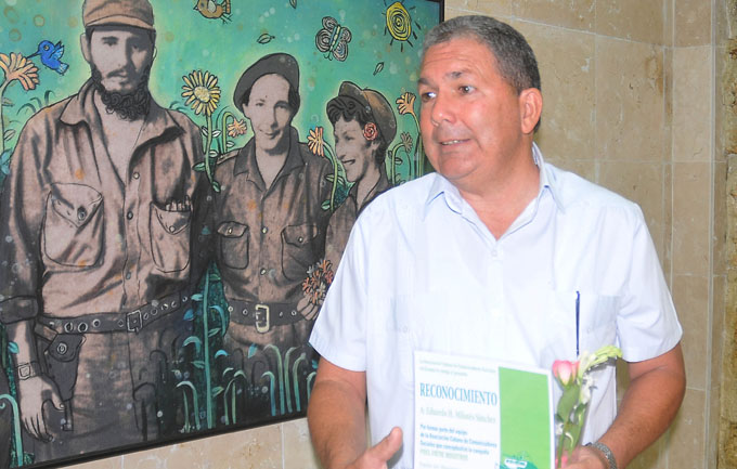 Fidel multiplicado en una campaña