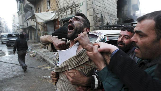 ONU hace llamado urgente a establecer pausa en combates en Alepo