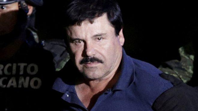 El Chapo, narcotráfico