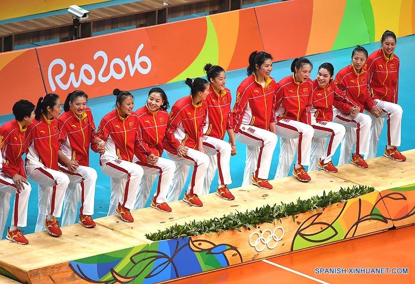 ¿Por qué los chinos aman tanto al equipo nacional de voleibol femenino?